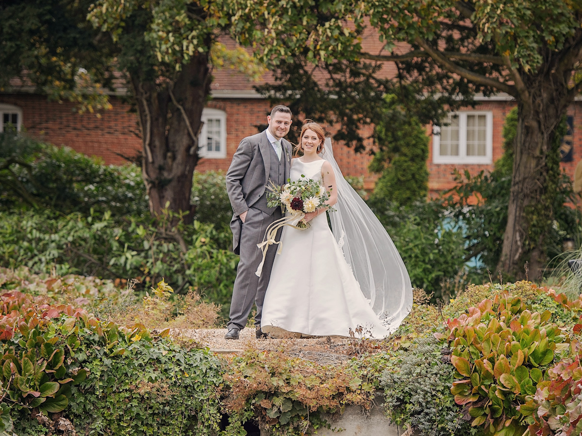 recommended wedding videographer hintlesham hall