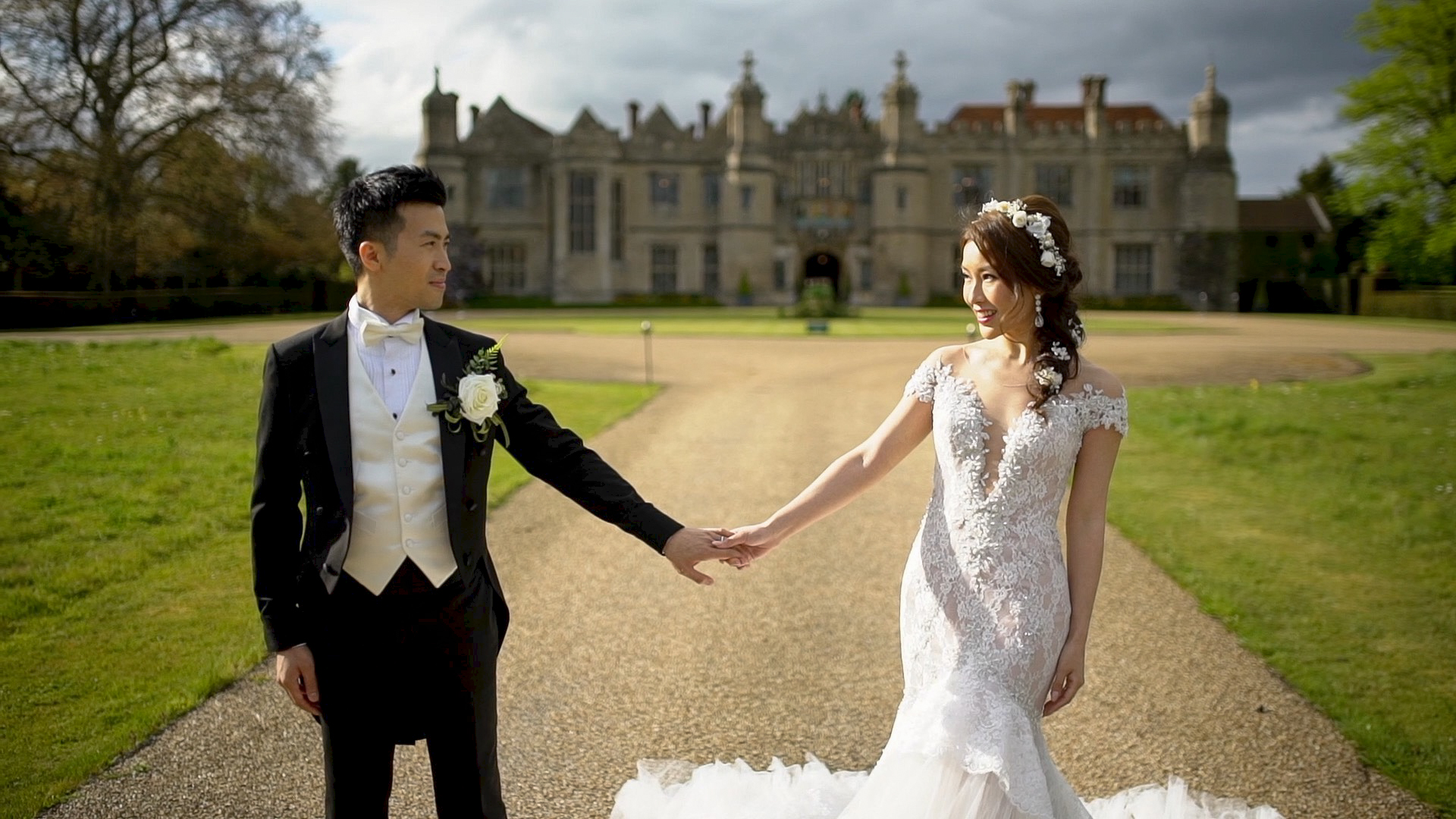 Asian Weddings at Hengrave Hall