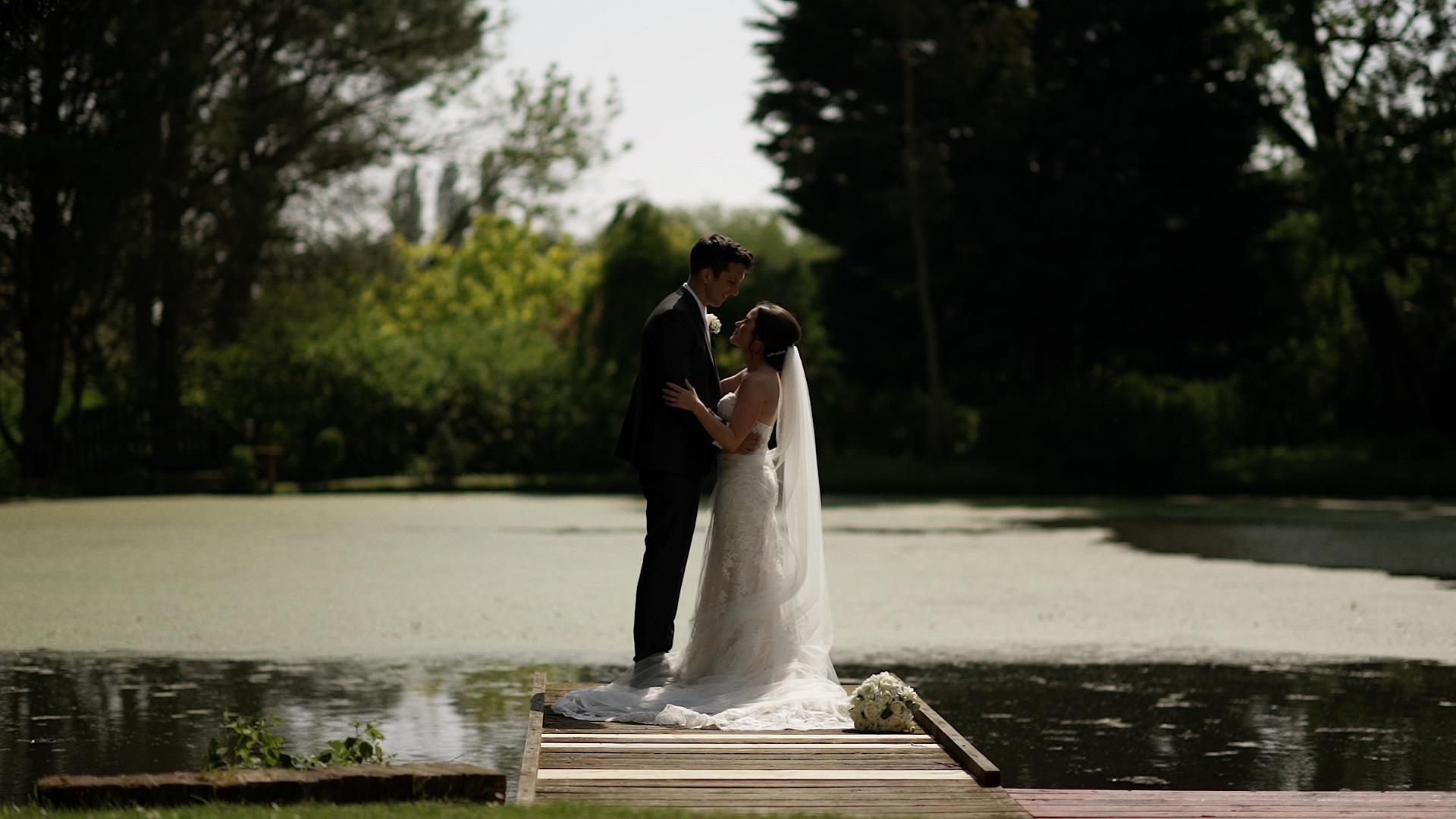 seckford hall wedding video