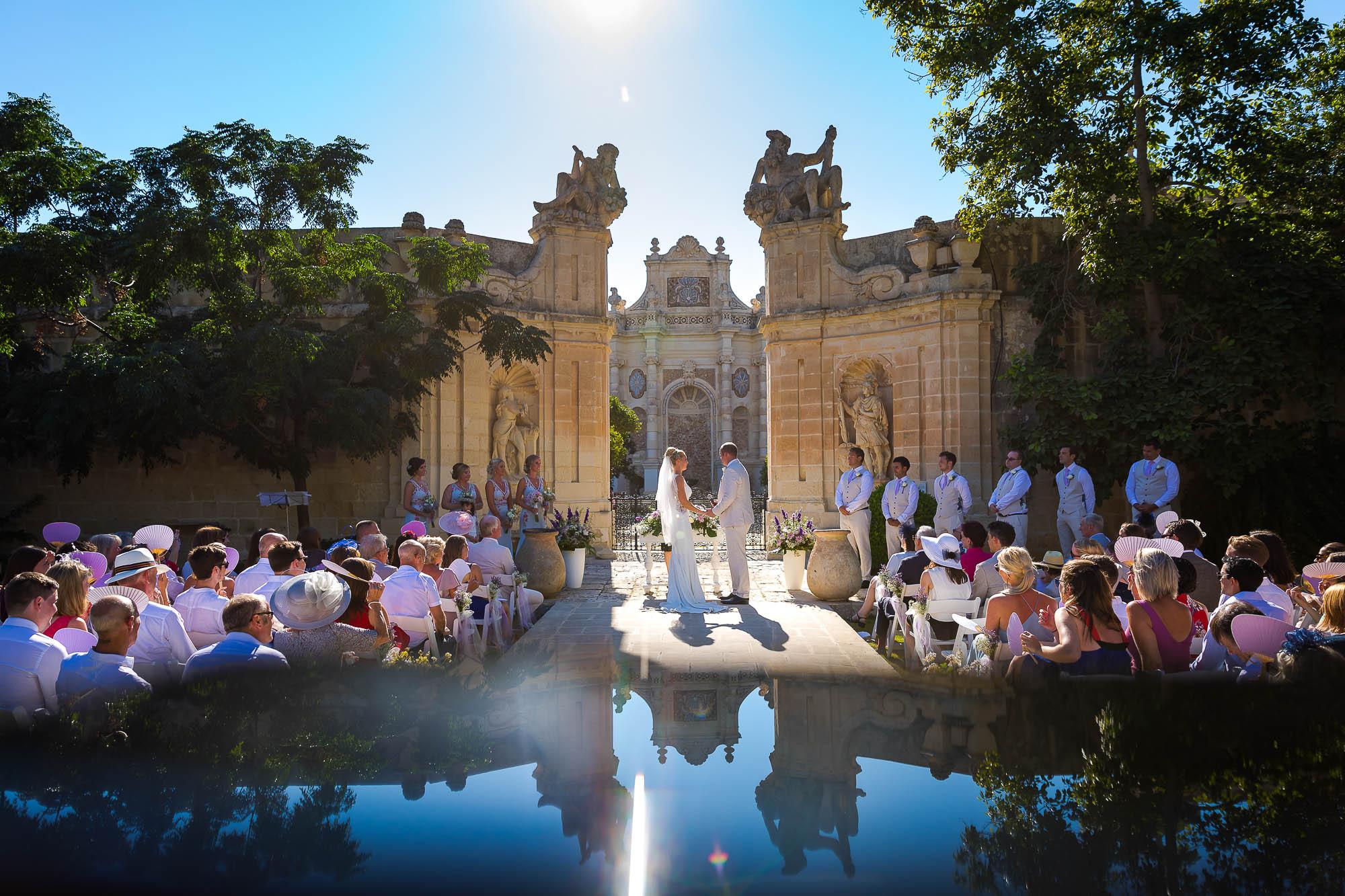 villa bologna wedding videographer