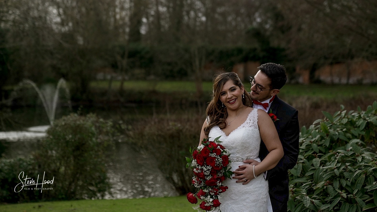 Leez Priory Wedding Videographer