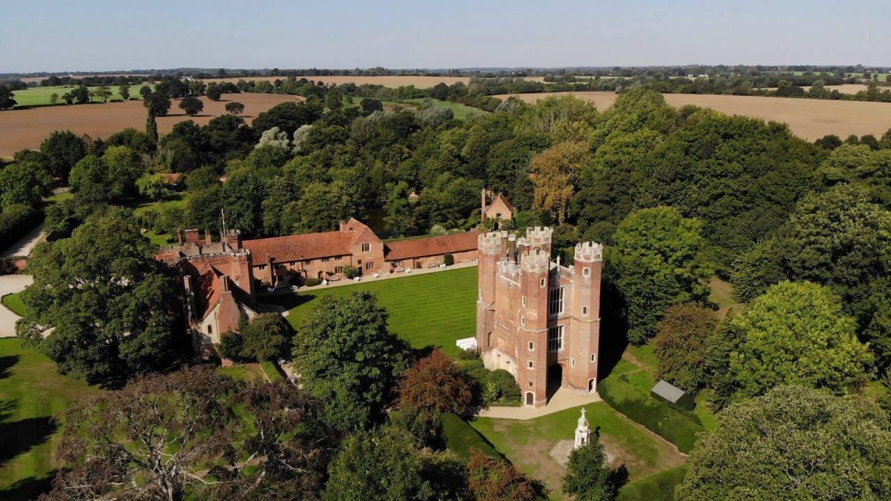 Leez Priory