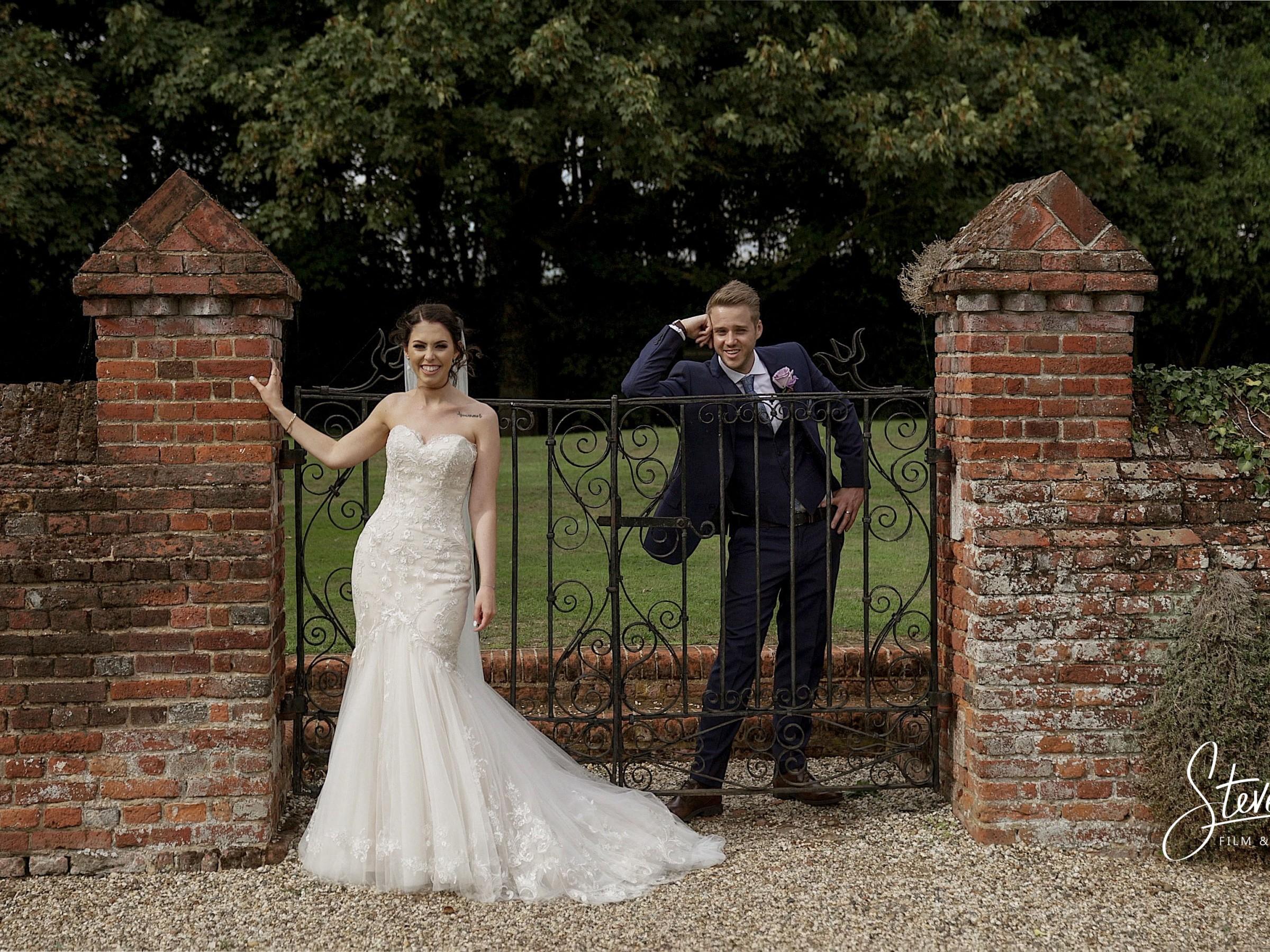 Leez Priory Wedding Videographer