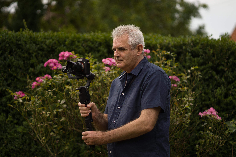 Steve Hood Films using a DJI Ronin SC with a Sony A7 camera