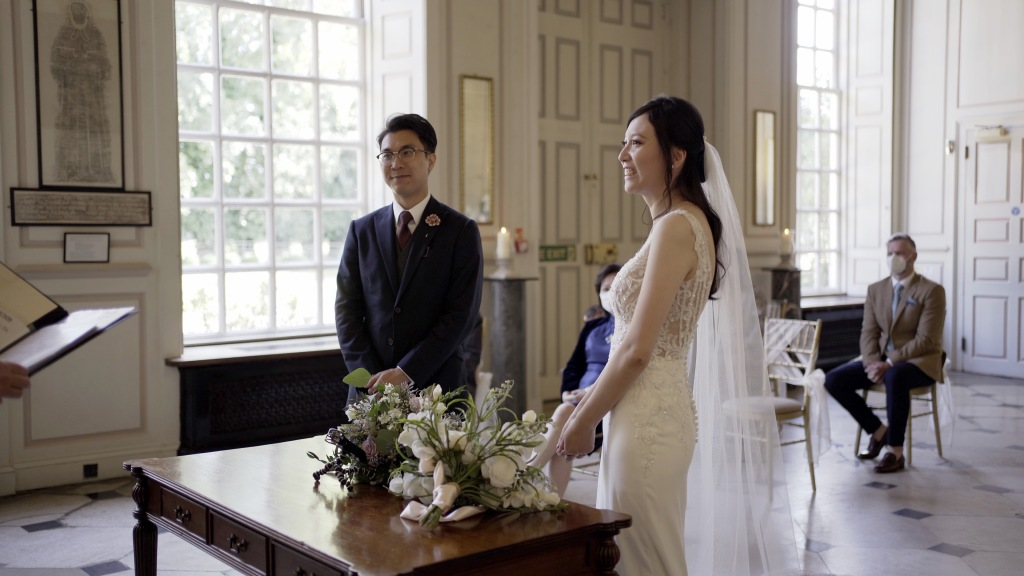 Gosfield Hall Chinese Wedding
